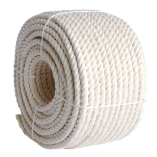10mm Twisted Cotton Rope