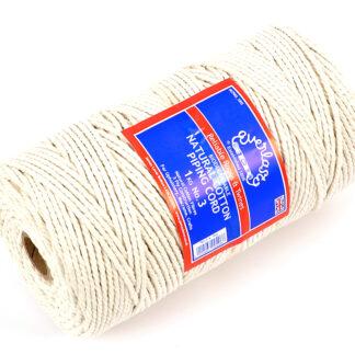 No.3 (3.5mm) Natural Cotton Piping Cords
