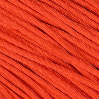 US 550 Paracord - Neon Orange