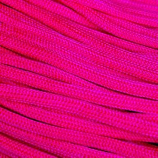 US 550 Paracord - Neon Pink