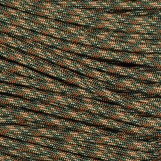 US 550 Paracord - Woodland Camo