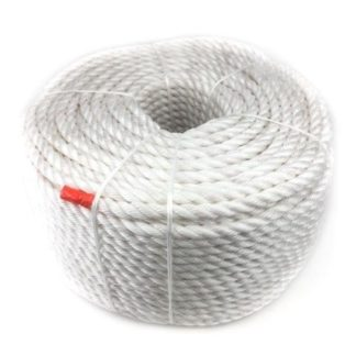 Staple Spun Polypropylene Ropes