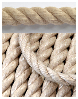 10mm Polyhemp/Hempex Rope