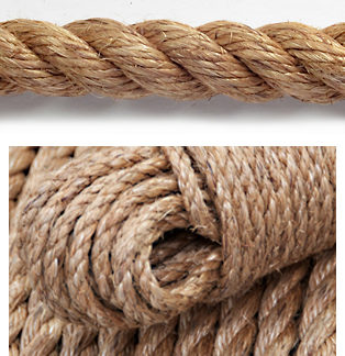 NATURAL MANILA DECKING ROPE 6mm 8mm 10mm 12mm 14mm 16mm 18mm 20mm 24mm 28mm