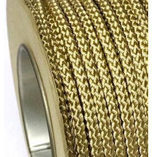 Metallic Braided Polyester