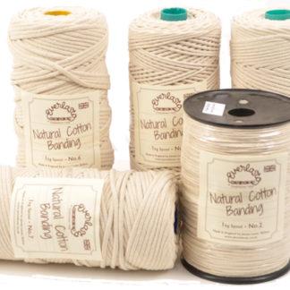 Cotton Tubular Banding Cords