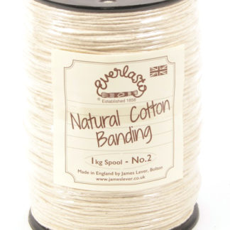No.2 2mm Cotton Piping Banding Cord