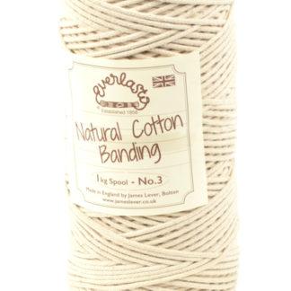 No.3 3mm Cotton Piping Banding Cord