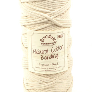 No.6 6mm Cotton Piping Banding Cord