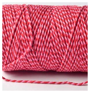 Two-Tone Bakers Twine