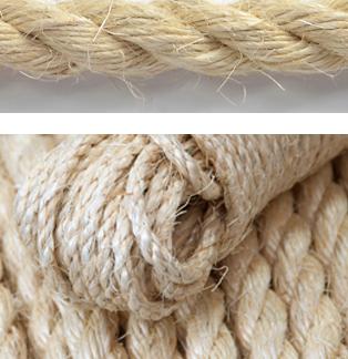 6mm Sisal Decking Rope