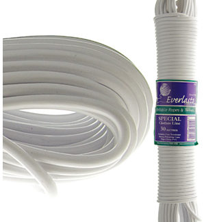 Special PVC White Clothes line