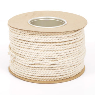 6mm Twisted Cotton Rope