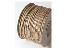 5m of 36 mm Thick Jute Hessian Rope Twisted Cord Garden Decking Art Craft DIY
