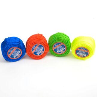 Polyethylene Coloured Rope Coils